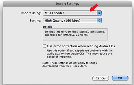 保護されたiTunes12 MusicをMP3に変換する