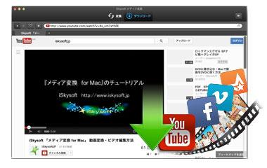 iSkyoft メディア変換for Mac