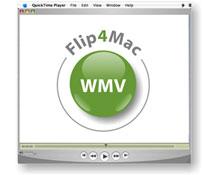 Flip4Macコンポーネント wmv再生