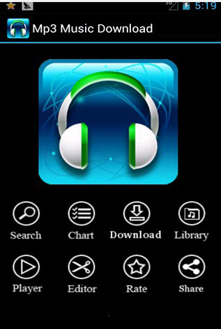 GTunes MP3 Music Downloader