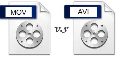 mov vs avi