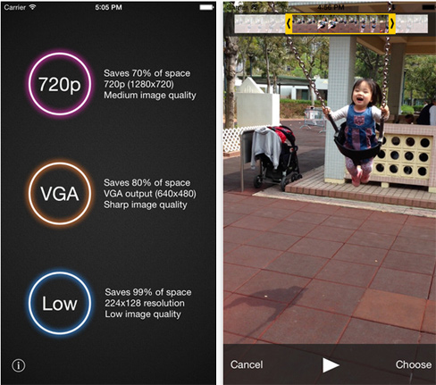app to shrink video size